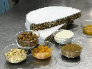 Ingredienti Panforte Siena